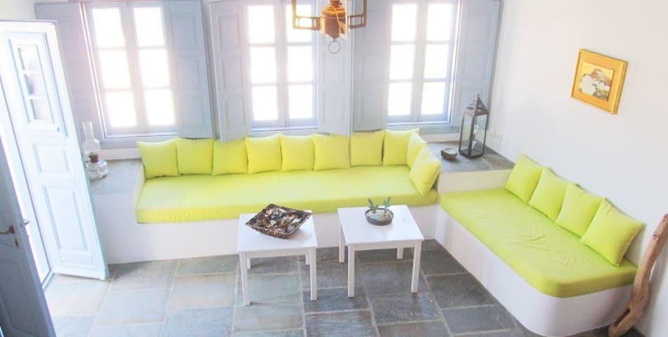 Folegandros Charming apartment - Folégandros - Appartement