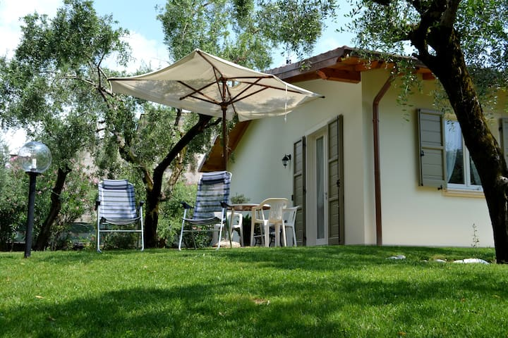 New Blue Country house - Garda lake