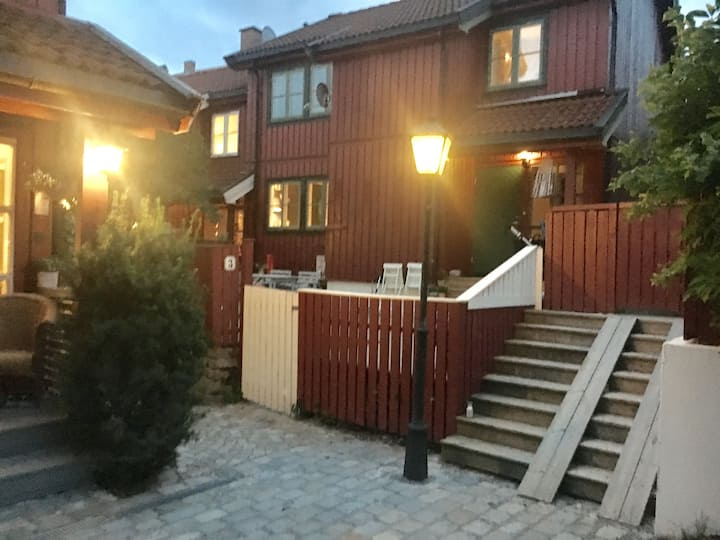 Charming townhouse near Grünerløkka