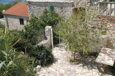 Stone house-AP2, Zavala-island Hvar - Jelsa