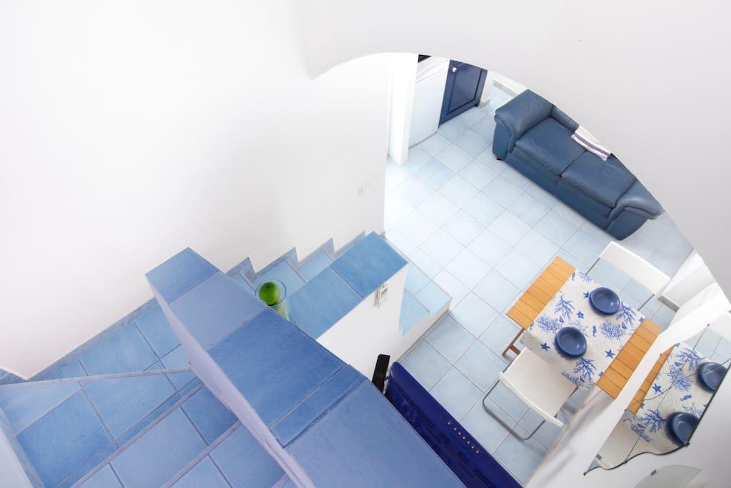 Living room Topazio
