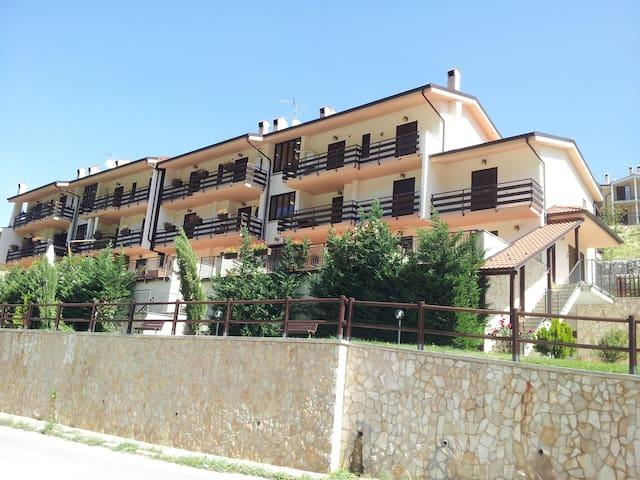 appartamento in Abruzzo Rocca Pia - Rocca Pia - Apartemen