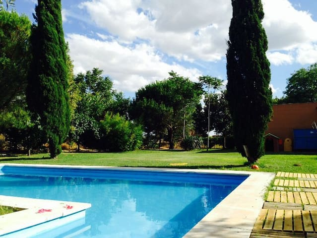 Between Spain&Portugal Rural House - Badajoz - บ้าน