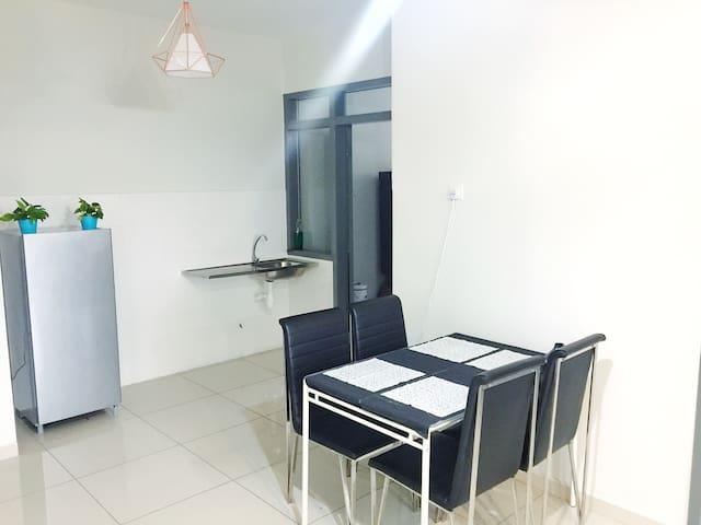 Charming Comfortable Apartment - Kuala Lumpur - Lägenhet