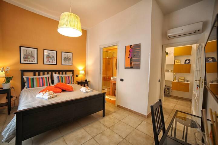 Orange Room - City Central Salerno