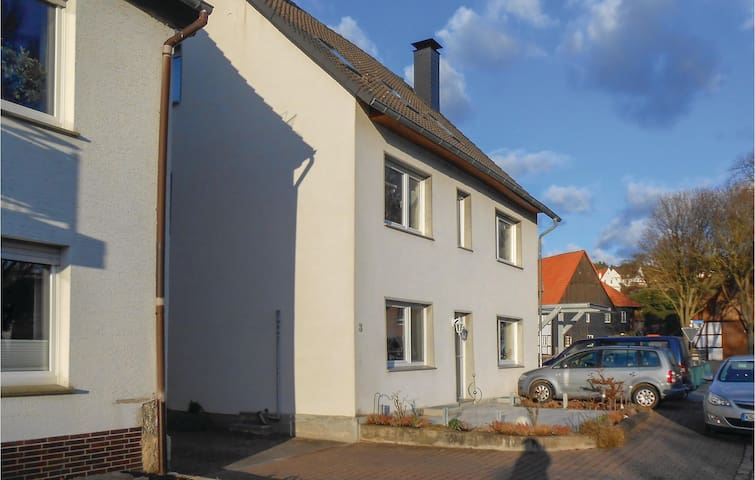 Holiday apartment with 1 bedroom on 50m² in Warburg