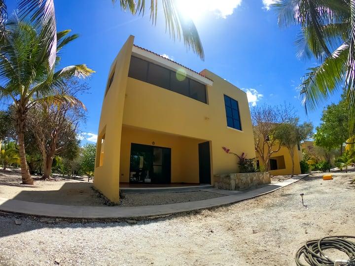 Magnifica y comoda Villa  a 100 mts del Mar