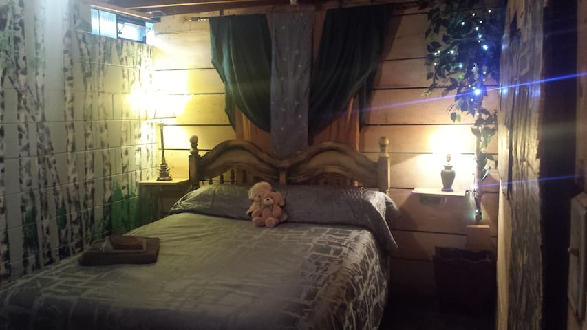 Rustic Birches - 12 mi south of GreenBay - De Pere - Guest suite