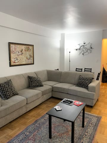 Spacious Alcove Studio near Rockefeller Center