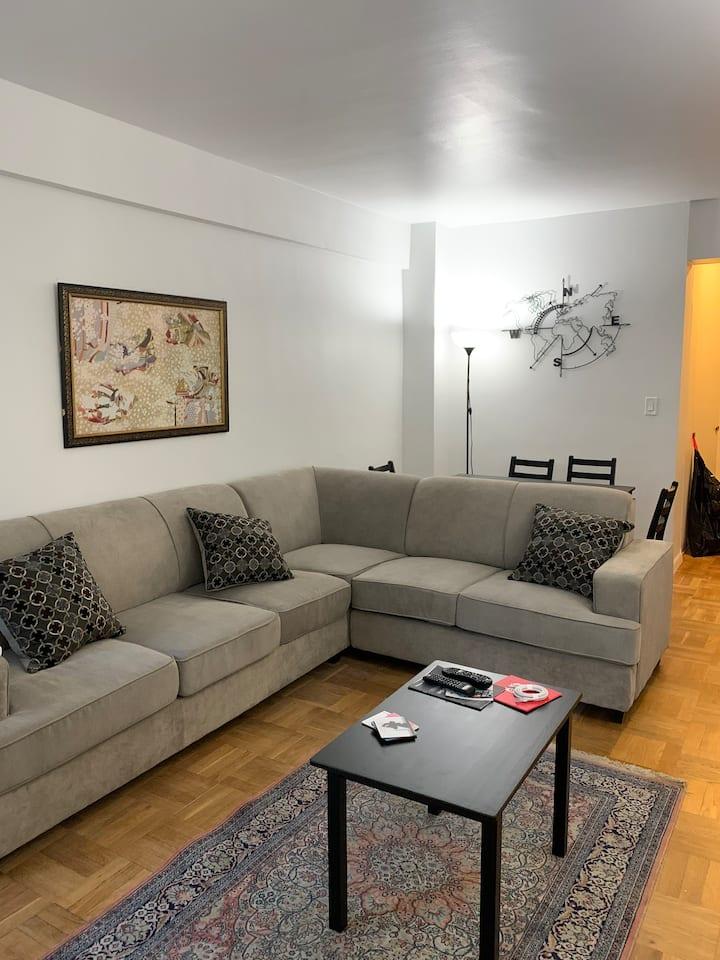 Spacious Alcove Studio near Rockefeller Center