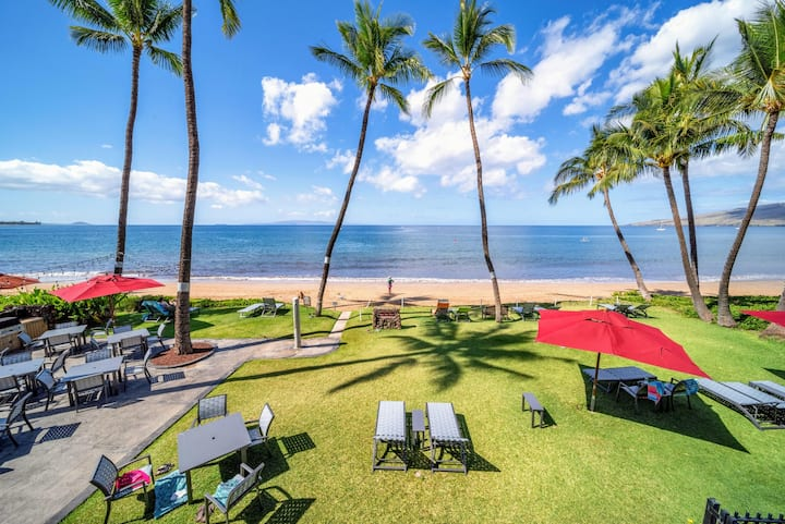 Nani Kai Hale A209 Oceanfront Corner Unit with Spectacular Ocean / Pool View!