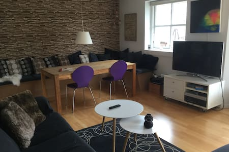 Charming townhouse 50 min from Cph - Karise
