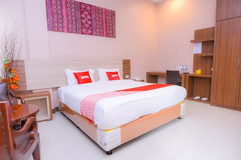 Flash Deal! Suite Double@ Hotel Syariah Ring Road