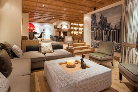 Spacious Chalet Luxury 7 bedrooms in Lech - Lech