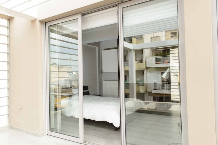 Bright - Cosy Lux Apartment next Metro Kerameikos - Αθήνα - Byt
