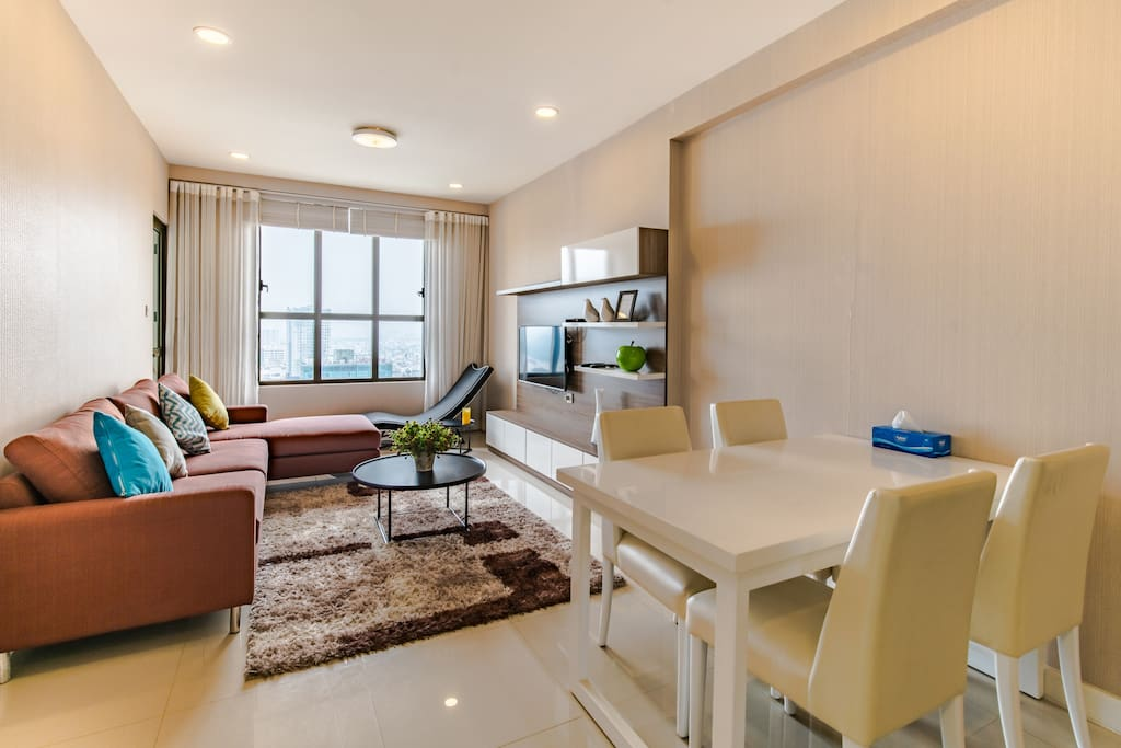 Common space for your family to entertain together