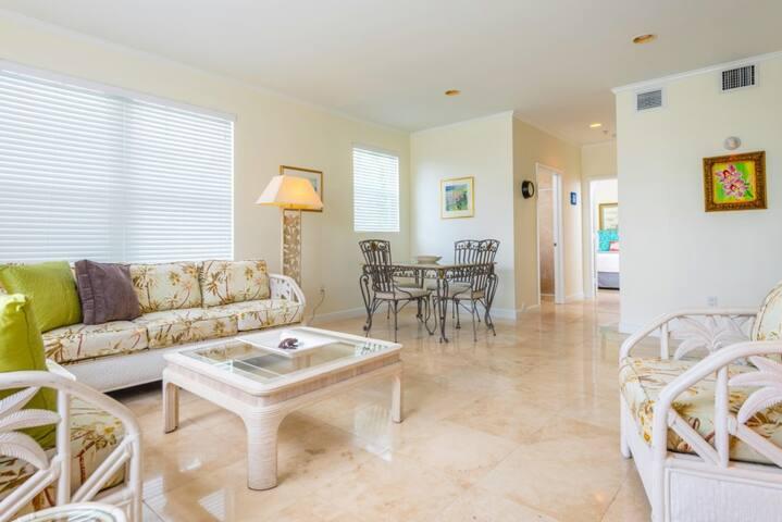 Sunny-Miami Beach Escape - Miami Beach - Huis