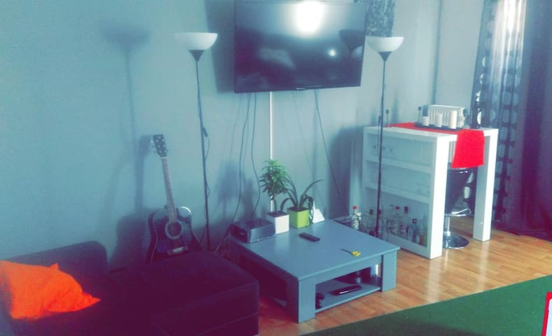 Appartement lumineux près du centre de Lille - Lille - Apartamento