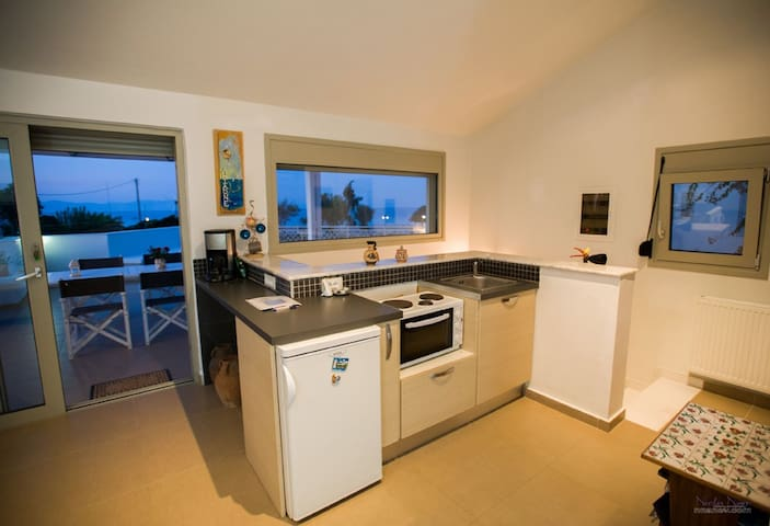 Luxury apartment Rodia - full sea view in Rhodes - Ialisos - Appartement