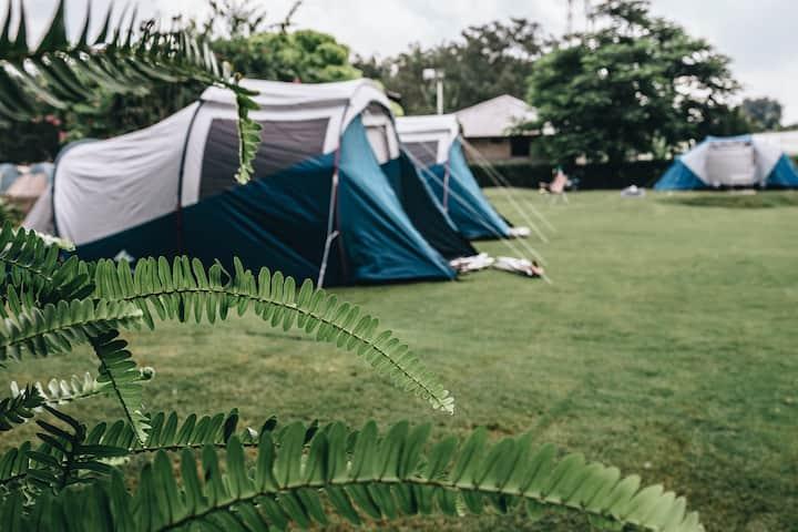 Tent(lều - 2 paxs) - Greenfield Farmstay Vung Tau
