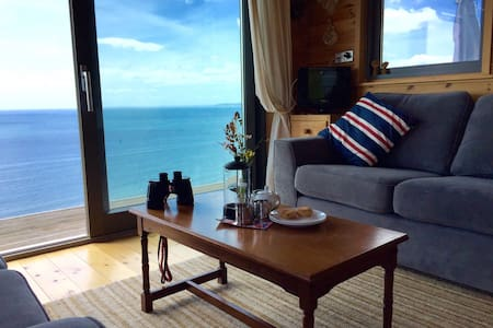 Bunyut - beautiful coastal chalet - Whitsand Bay - Chalet
