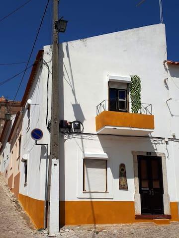 Beautiful house with balcony