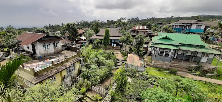 Umniuh-Tmar Authentic Meghalaya Village Experience