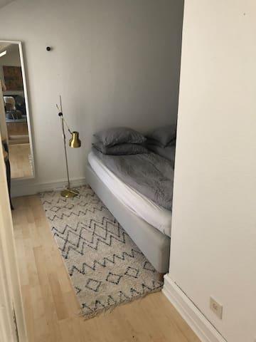 Eget rum mitt i centrala Helsingborg