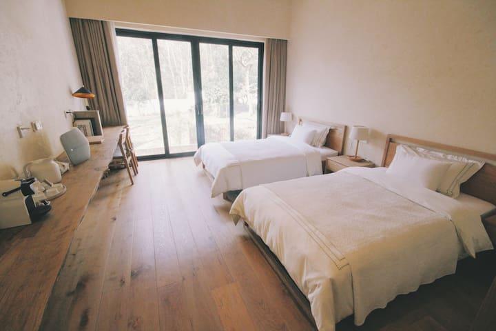 西湖景区别墅民宿 安静舒适大空间 一舍「翠岩」 - Hangzhou - Boutique-Hotel