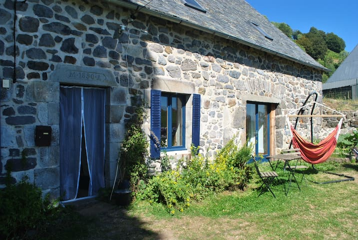 Maison le Vernet - Cheylade - House
