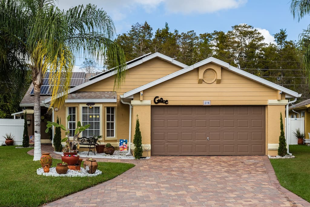 Beautiful Kissimmee Pool Home Houses For Rent In Kissimmee Florida United States