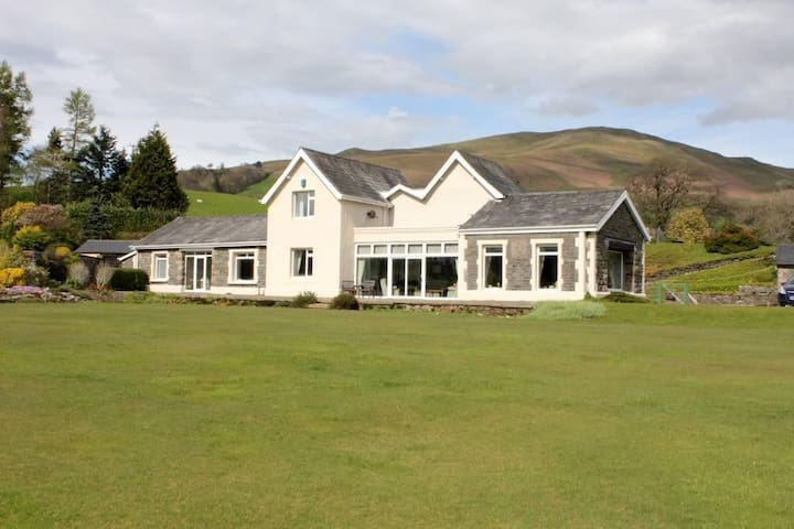 Westby House, Sedbergh, Pet and Child Friendly