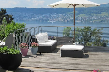 Exclusive Zürich Villa with spectacular Lakeview - Herrliberg