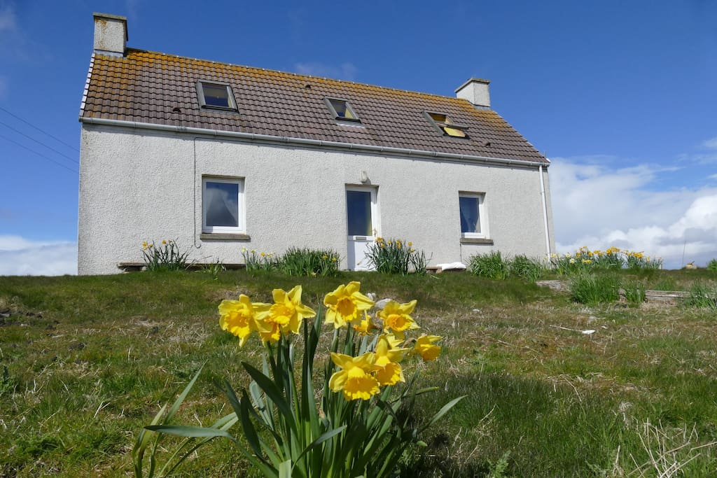 Airdabhaigh - a traditional crofter's cottage
