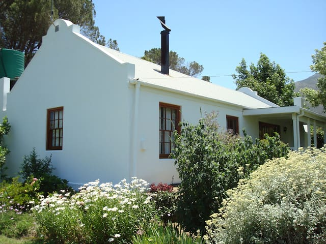 Berry Cottage - Franschhoek - House