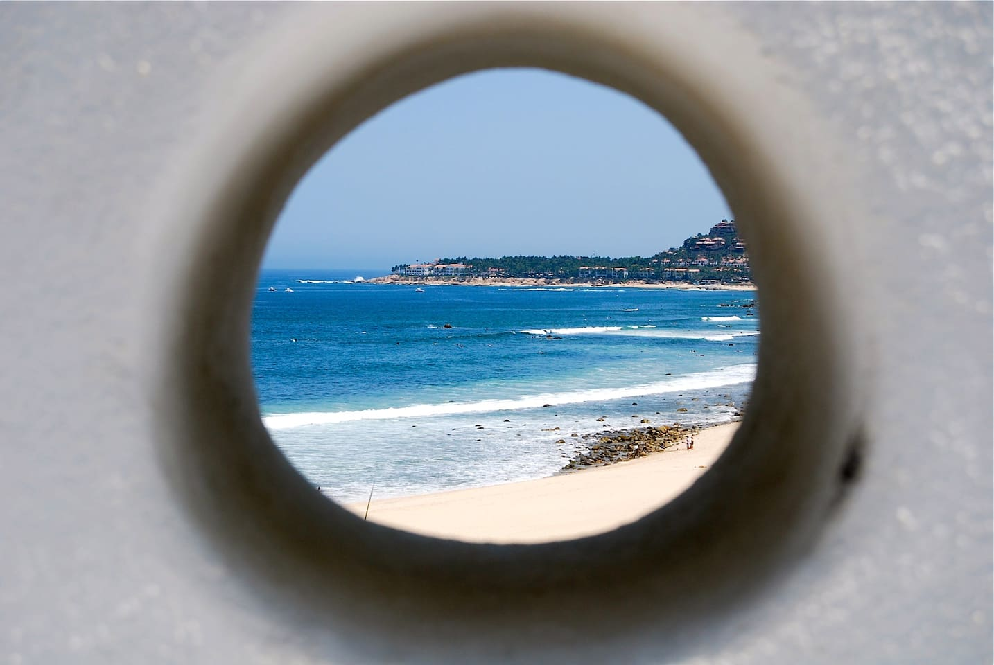 We see lot's of surf in your future!