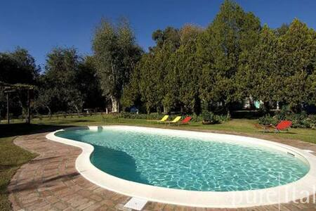 Villa Lilla tra Roma e il mare - Borgo Carso - 別荘