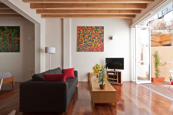 CONDESA COZY, COMFORTABLE APARTMENT - Mexico City - Apartmen
