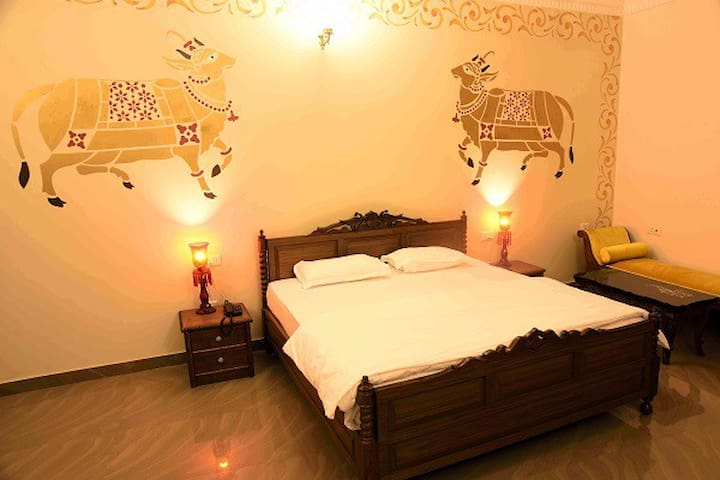 vijaigarh kothi  heritage homestay