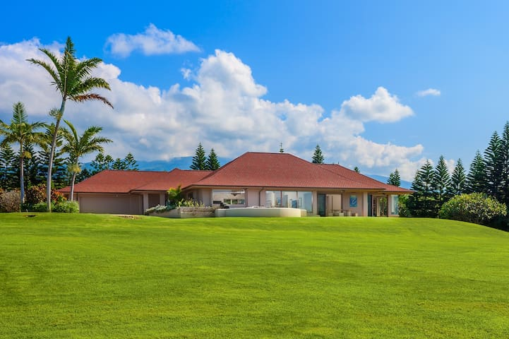 4BR Lahaina House w/Mesmerizing Island Views! - Lahaina - Ev