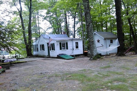 Cozy Lakeside Camp With Boats - Shapleigh