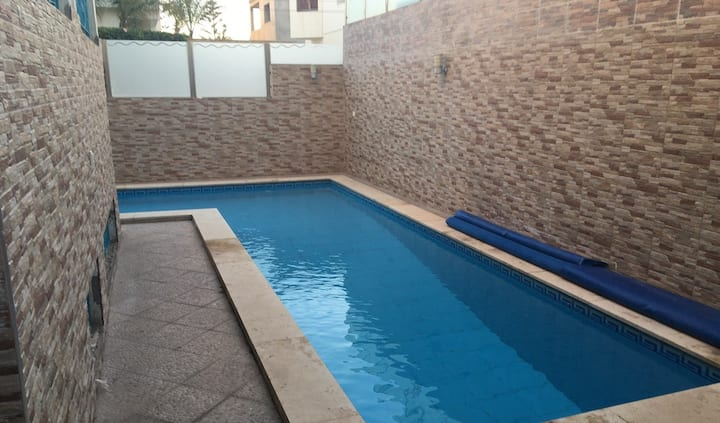 Stylish 6 bedrooms Villa with swimming pool  A1052