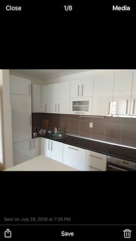 Cozy 1bedroom apartment  5 min from airport
