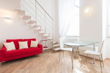 La CasaChiara -Delizioso appartamento Quadrilatero - Torino - Appartamento
