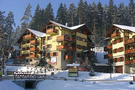 Cozy suite for 2 close to ski lifts - Ruzomberok