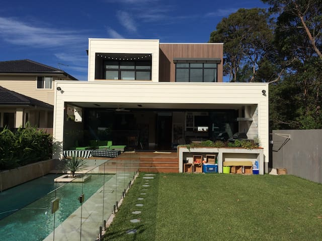 Unique Family Retreat near Manly - North Balgowlah
