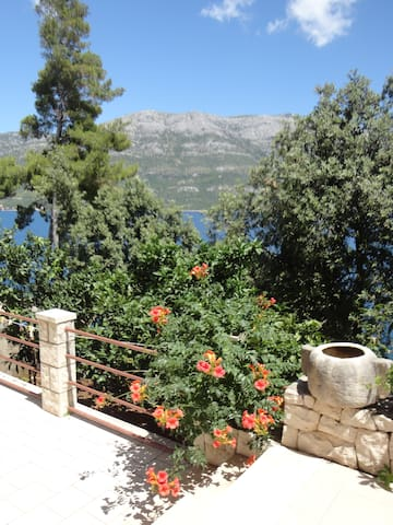 Nice Seaview Apartment near Korcula - Žrnovo - Wohnung