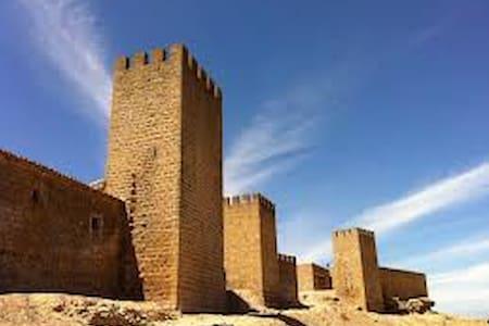Fortaleza medieval - Artajona - Dům