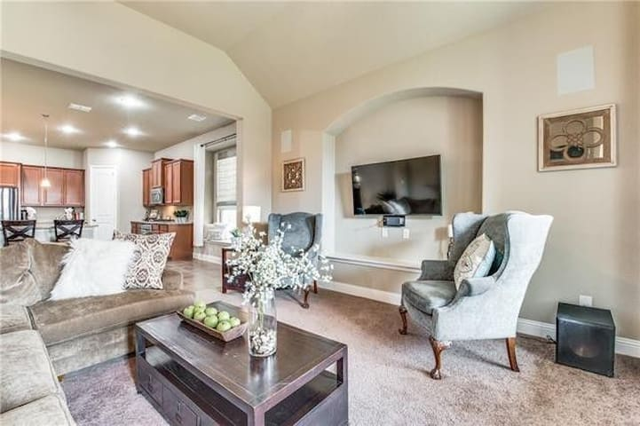 Denton/Little Elm/ Private unit short or long term