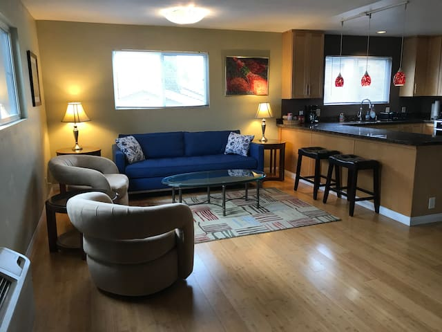 2 BR Large Entire Apartment Normal Heights SDSU